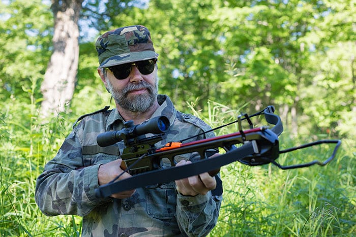 crossbow deer hunting tips